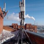 Монтаж базовых станций сотовой связи